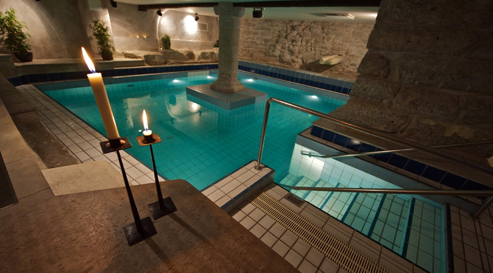 hotell med pool visby